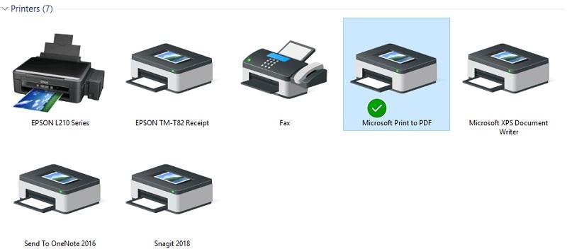 ไม่มีเครื่องพิมพ์ ลองทำเป็นไฟล์ PDF